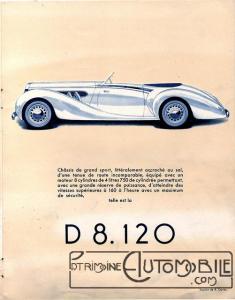 5857583569_30294e3844_z-235x300 Delage D8-120 Cabriolet par Vanvooren 1938 Divers