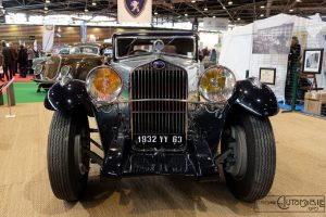 DSCF6528-300x200 Delage D8S coupé de 1932 Divers Voitures françaises avant-guerre