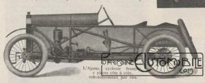 Automobilia-31-01-1920-cyclecars-ajams-300x121 Les cyclecars (Automobilia du 31/01/1920) 1/2 Divers