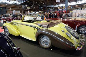 Delahaye-135-cabriolet-tuscher-1937-4-300x200 Delahaye à Epoqu'auto 2016 (2/2) Divers Voitures françaises avant-guerre