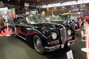 Delahaye-180-berline-blindée-chapron-1948-3-300x200 Delahaye à Epoqu'auto 2016 (2/2) Divers Voitures françaises avant-guerre
