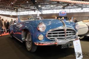 Delahaye-235-cabriolet-luxe-chapron-1952-2-300x200 Delahaye à Epoqu'auto 2016 (2/2) Divers Voitures françaises avant-guerre