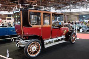 Delahaye-type-32-LC-coupé-chauffeur-malraux-1914-4-300x200 Delahaye à Epoqu'auto 2016 (1/2) Divers Voitures françaises avant-guerre