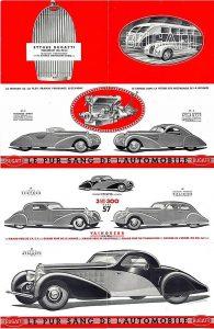 Bugatti-t57-brochure-195x300 Bugatti Type 57S Atlantic 1936 (57473) Divers Voitures françaises avant-guerre