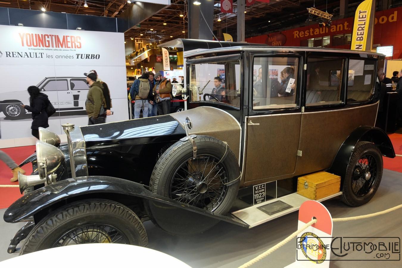 Automobiles et cyclecars bignan patrimoine automobile com for Garage automobile lomme