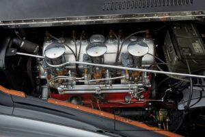 """talbot-lagot-t150c-ss-moteur-300x200 Talbot-Lago T150C SS """"Goutte d'eau"""" Divers Voitures françaises avant-guerre"""