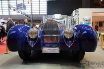 "Bugatti 57C ""Shah d'Iran"" par Vanvooren 1939"