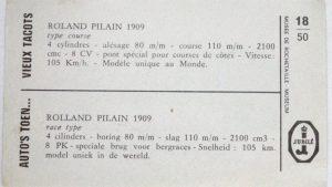479_002-300x169 Rolland Pilain C12 de 1909 Cyclecar / Grand-Sport / Bitza Divers Voitures françaises avant-guerre