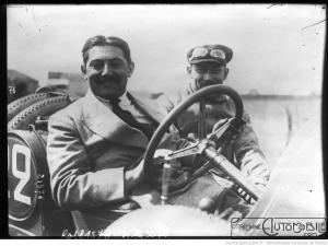 24-6-12-circuit-de-Dieppe-Boillot-sur-Peugeot-Prévot-mécanicien-grand-prix-de-lAutomobile-club-de-France-300x225 La Peugeot des Charlatans (GP 1912) Divers