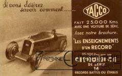 "Citroën-Rosalie-I-Yacco-1-300x188 ""Petite Rosalie"" des records 1933 Cyclecar / Grand-Sport / Bitza Divers"