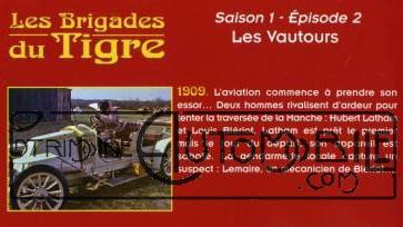 Les Brigades du Tigre (série télévisée) — Wikipédia