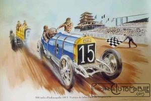 peugeot-GP-1-300x200 La Peugeot des Charlatans (GP 1912) Cyclecar / Grand-Sport / Bitza Divers