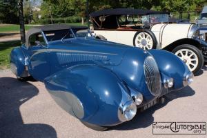 Talbot-Lago-T26-roadster-Figoni-1948-3-300x200 Talbot Lago Roadster Figoni-Falaschi Divers Voitures françaises avant-guerre