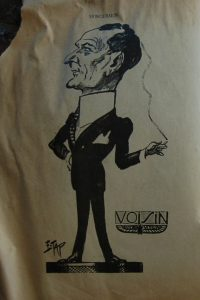 "caricature-Voisin-200x300 le ""who's who"" automobile... :) Autre Divers"