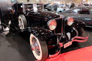 CORD-L29-Cabriolet-1929-7-300x200 Cord L29 à Epoqu'Auto Divers Voitures étrangères avant guerre