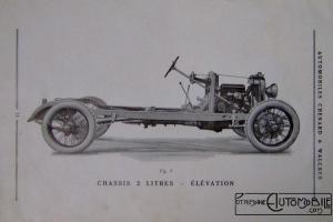 Chenard-Walcker-11-cv-2-300x200 Chenard et Walcker T3, 2 Litres Sport de 1924 Cyclecar / Grand-Sport / Bitza Divers