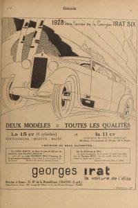 Omnia-Georges-Irat-6-1927-200x300 Georges Irat 15 cv, 6 cylindres dans Omnia 1927 Divers Georges Irat