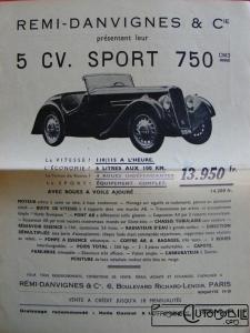 Remi-Danvignes-5CV-sport-750-cm3-2-225x300 Rémi Danvignes Divers Georges Irat