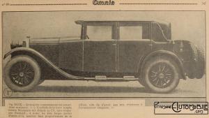 Ppanhard-12-cv-Omnia-oct-1927-2-300x169 Panhard Levassor X45 de 1925 Divers Voitures françaises avant-guerre