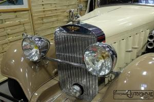 Hispano-Suiza-K6-cabriolet-vanvooren-retromobile-2017-2-300x200 Hispano Suiza K6 cabriolet Vanvooren Divers Voitures françaises avant-guerre
