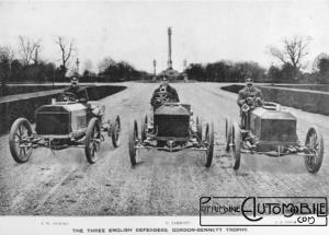 "Napier-1903-course-gordon-benett-1-300x215 Napier ""Gordon Bennett"" 1903 Cyclecar / Grand-Sport / Bitza Divers Voitures étrangères avant guerre"