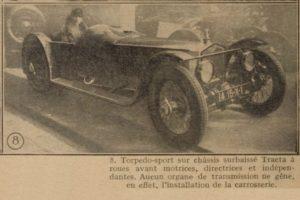 tracta-Omnia-nov-1927-2-300x200 Tracta Type A-GePhi 1927 Cyclecar / Grand-Sport / Bitza Divers Voitures françaises avant-guerre