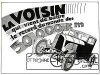 """voisin-c18-Records-300x225 Voisin C15 """"Petit Duc"""" 1929 Voisin Voitures françaises avant-guerre"""