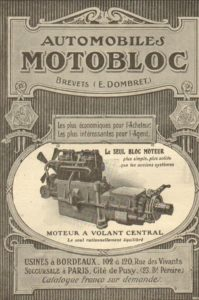 Motobloc-pub-2-199x300 MOTOBLOC Type N 1909 Divers Voitures françaises avant-guerre