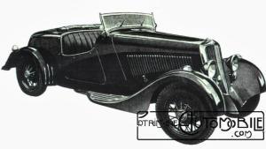 "Tracfort-Sport-300x169 Tracfort type B1 Sport "" Mouette "" 1934 Divers Voitures françaises avant-guerre"