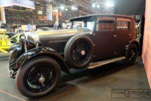 Bentley-4.5-L-Saloon-1929-châssis-XF3520-7-300x200 Bentley 4.5 L Saloon 1929 Cyclecar / Grand-Sport / Bitza Divers Voitures étrangères avant guerre