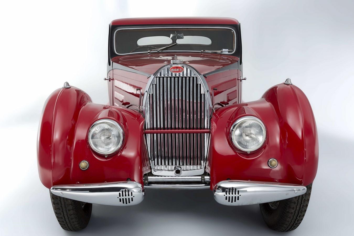 bugatti type 57c atalante de 1938