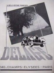 1932-Delage-225x300 Delage D8S Coach par Chapron de 1932 Divers Voitures françaises avant-guerre