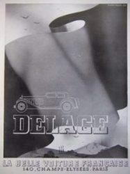 1933-Delage-La-Belle-Voiture-Française-225x300 Delage D8S Coach par Chapron de 1932 Divers Voitures françaises avant-guerre