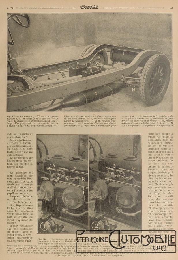 panhard levassor 35 cv des records  1926