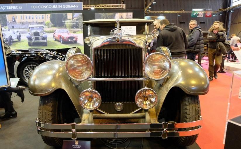 """Packard 645 """"Dual Cowl Phaeton"""" Dietrich de 1929"""