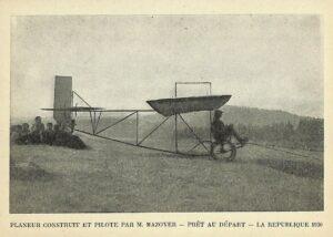 planeur-Mazoyer-1930-1-300x214 Aviette Metalloplan Divers