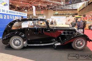 Delahaye-135-coupe-des-alpes-1936-Labourdette-6-300x200 Delahaye 135 1936 Coach Aerodynamique par Labourdette Voitures françaises avant-guerre