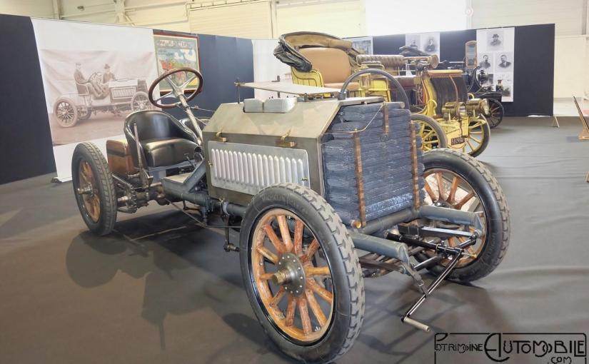De Dietrich Type 5 (licence Bugatti) 1903