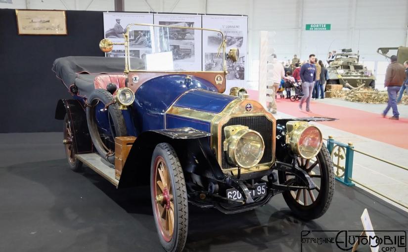 Lorraine Dietrich FRGF4 Torpédo 1911