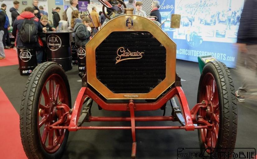 Gladiator 9,4 litres de Course 1904
