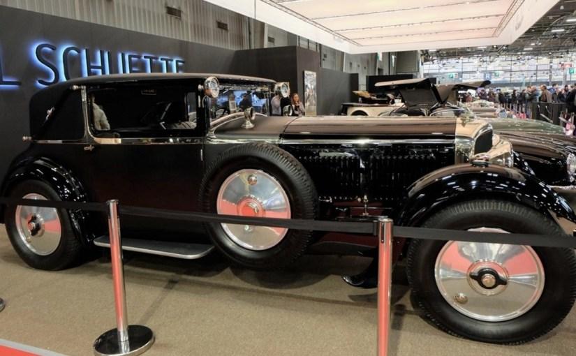 Bentley Speed Six (6 ½ Litres) Coupé par Gurney Nutting de 1929