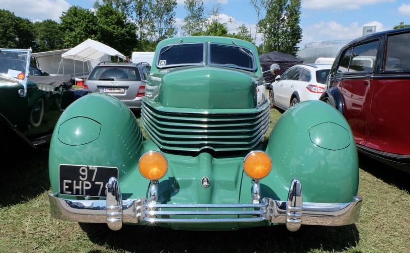 Cord 810 Sedan 1936