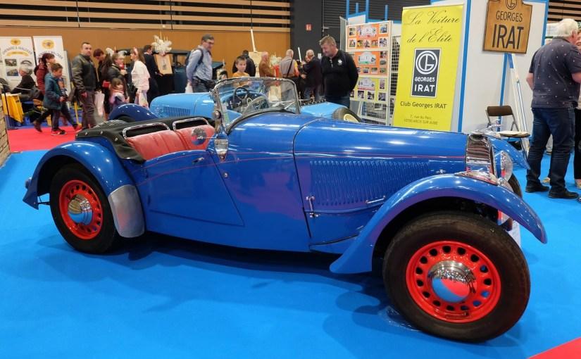 Georges Irat Roadster Type MDU de 1937