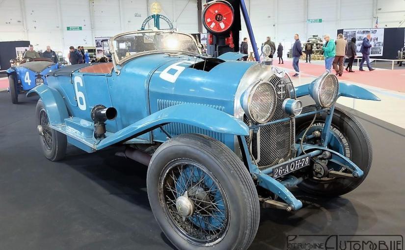 Lorraine Dietrich B3-6 Sport victorieuse des 24 Heures du Mans 1926