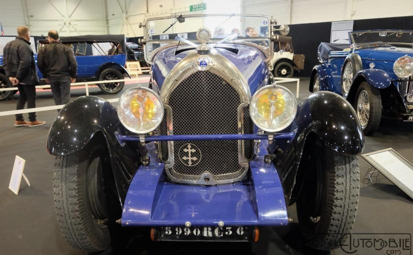 Lorraine Dietrich B 3-6 Sport Spider de 1927