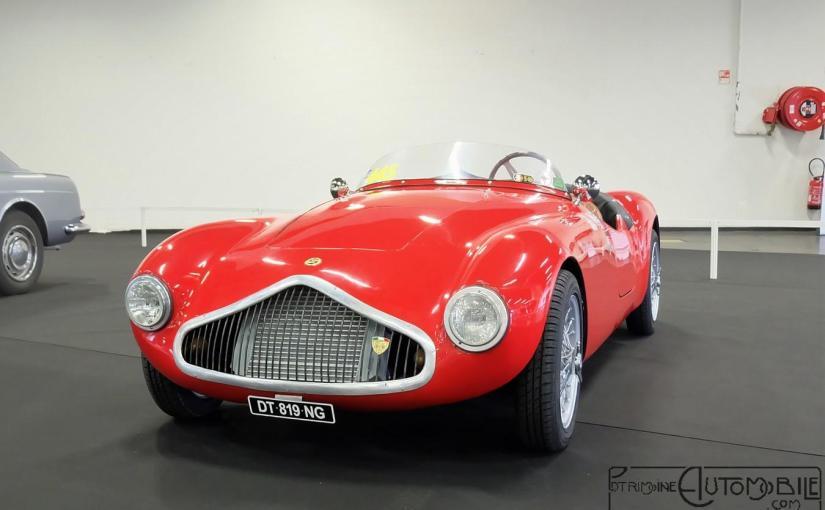 Stanguellini Barchetta 1100 Sport 1957