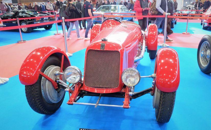 Maserati Tipo 2000 (26B) de 1930