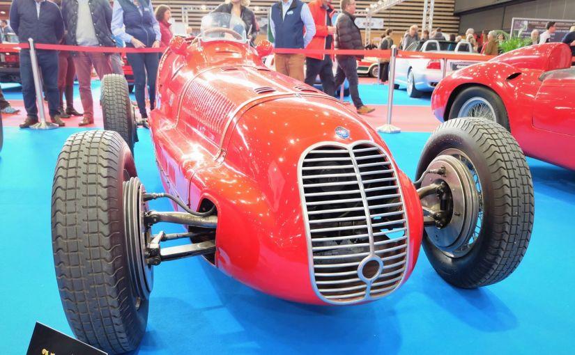 Maserati 6CM de 1937