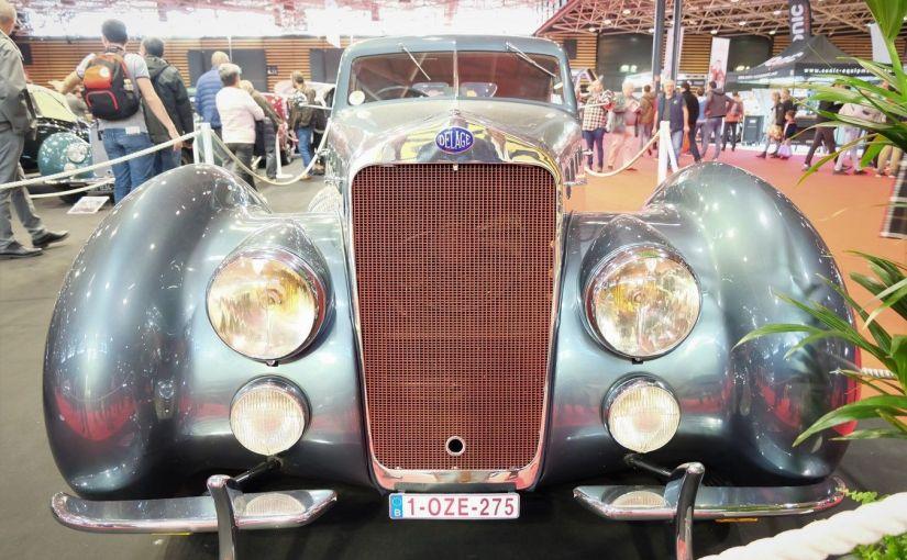 Delage D8-120 Pourtout de 1938