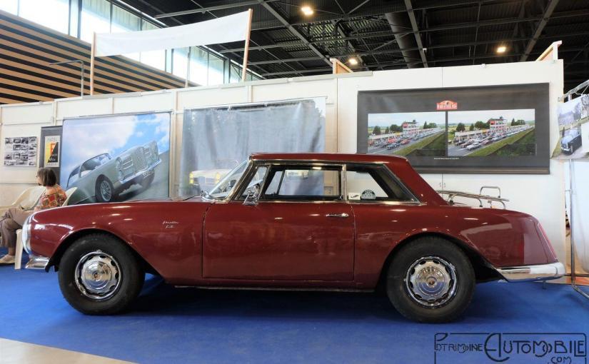 Facellia F2B Coupé 4 places de 1963